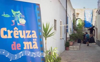 La musica da film protagonista a Carloforte con Creuza de Mà