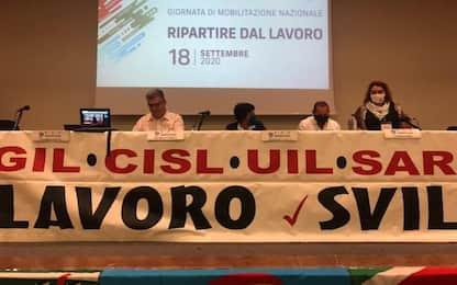 Sardegna: sindacati, cambio passo o sarà mobiltazione