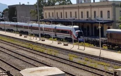 Treni: lavori su tratta Oristano-S.Gavino, bus sotitutivi