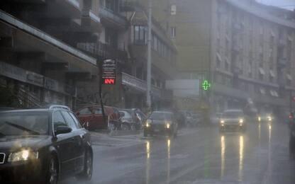 Maltempo: allerta meteo per temporali nel nord Sardegna