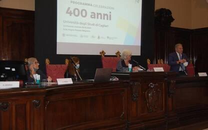 Università di Cagliari festeggia 400 anni di storia