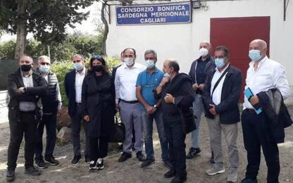 Consorzio bonifica potenzia rete irrigua Sarrabus con 6 mln