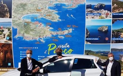 Svolta green a Capo Caccia, arrivano le auto elettriche