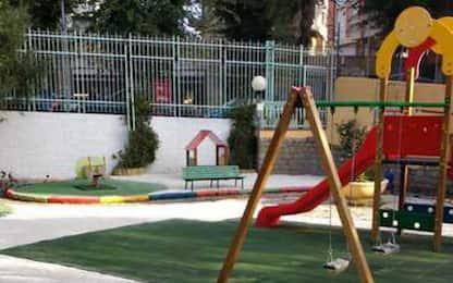 Riaprono a Nuoro i giardini Pinna,spazio a misura di bambino