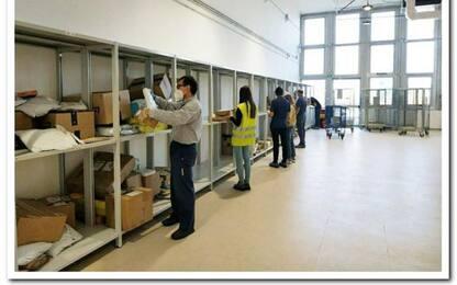 Poste: ampliato l'ufficio smistamento pacchi a Cagliari