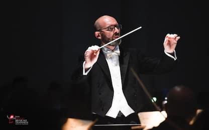Musica:Andrea Certa debutta sul podio del Lirico di Cagliari