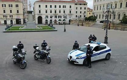 """Covid: Sassari, 11 multe dopo """"segnalazione"""" dai cittadini"""