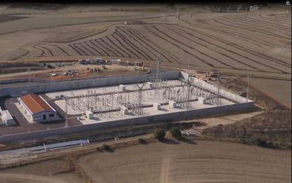 Terna: operativa nuova stazione elettrica a 150 kv a Selegas