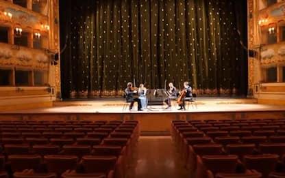 Ansa.it pronta ad ospitare spettacoli teatri ed enti cultura