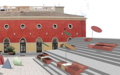 Cagliari, su maxi schermo idee degli architetti per la città