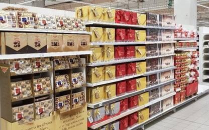 Conad: iper ex Auchan Pirri riapre con nuova insegna