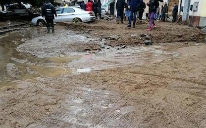 Alluvione in Sardegna: Regione dichiara stato di emergenza