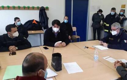 Alluvione Sardegna: Solinas, burocrazia frena sicurezza