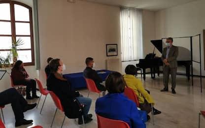 """Conservatorio di Sassari, inaugurata l'aula """"Elia Lubiani"""""""