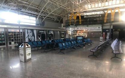 """Covid: 600 dipendenti aeroporto in Cig, """"Regione intervenga"""""""