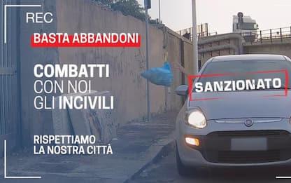 Rifiuti: prosegue campagna Comune Cagliari contro incivili