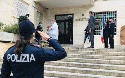 Festa della Polizia, cerimonie in tutta la Sardegna