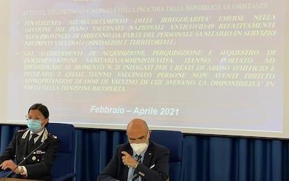 Vaccini: furbetti di Oristano, l'inchiesta si allarga