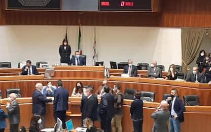 Pranzo politici sardi: in Aula il caso del portavoce Solinas