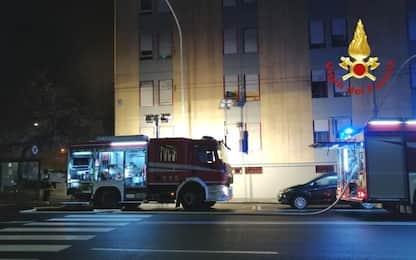 Attentato incendiario contro un circolo in centro a Sassari