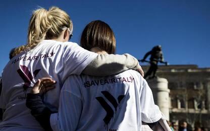 Air Italy:causa zona rossa slitta a maggio protesta Cagliari