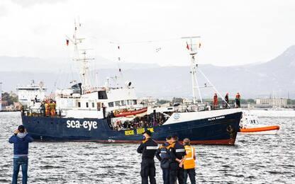 Alan Kurdi: dopo sette mesi nave ong ripartita da Olbia