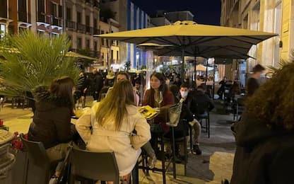 Covid: indici Sardegna al limite tra fasce gialla e bianca