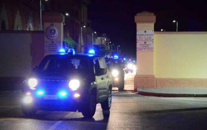 Droga: maxi operazione carabinieri a Cagliari, 14 arresti