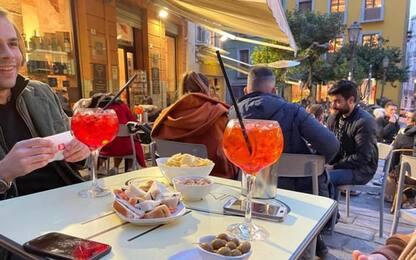 Covid: Sardegna gialla, riaprono bar, ristoranti e cinema
