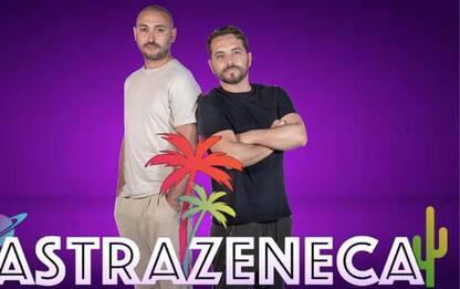 Esce Astrazeneca,un singolo più videoclip per sdrammatizzare