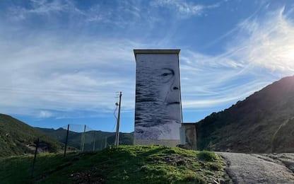 E-Distribuzione,street art e realtà aumentata all'Argentiera