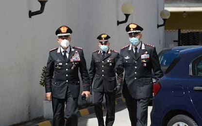 Carabinieri: visita del comandante interregionale nell'Isola
