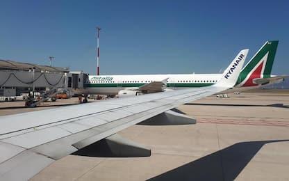 Aerei: bando voli agevolati Sardegna vale 37 mln di euro