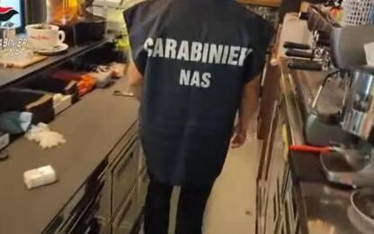 I Nas chiudono pizzeria abusiva a Cagliari