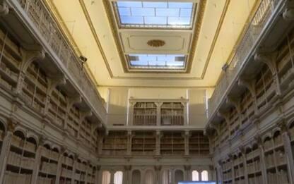 Online documentario su biblioteca universitaria di Cagliari