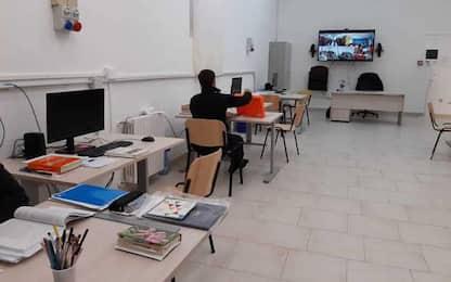 Carceri: nuova aula didattica informatizzata ad Alghero