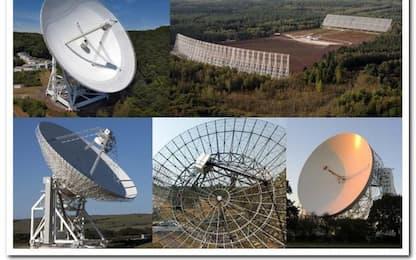 Telescopio sardo a caccia inafferabili onde gravitazionali