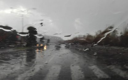Maltempo: allerta per forti piogge in arrivo in Sardegna