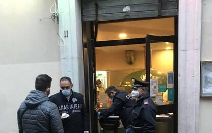 Lavoro: Campobasso, Carabinieri 'intervistano' rider