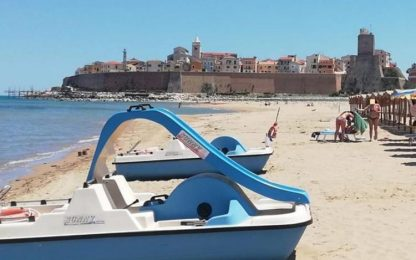 Irresistibile mare di Termoli,ecco primi milanesi