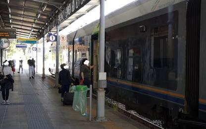 A Campobasso molti rientri da Roma con primo treno