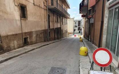 Procura Isernia sequestra strada comunale di Agnone