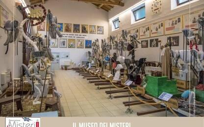 'Luoghi del cuore', boom di voti per 'Museo Misteri'