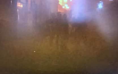 Fumogeni in zona movida a Campobasso, due denunciati