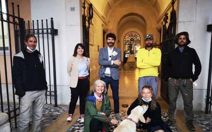 'La via del tratturo',progetto cammini Abruzzo-Molise-Puglia