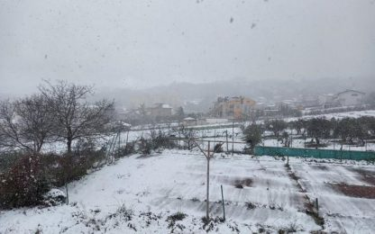 Maltempo, stop traghetto Termoli-Tremiti. Neve a Campobasso