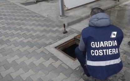 Capitaneria di porto sequestra impianto autolavaggio Termoli