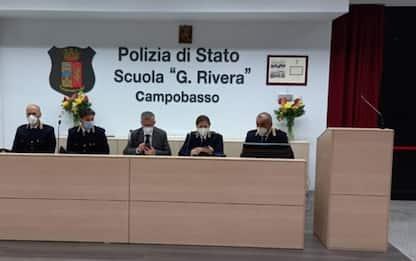 Polizia, tre nuovi dirigenti alla Questura di Campobasso