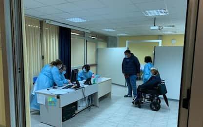 Vaccini: attivo nuovo centro ospedale Cardarelli Campobasso