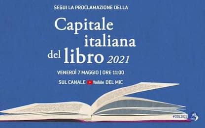 Capitale Libro 2021, Campobasso in lizza per titolo